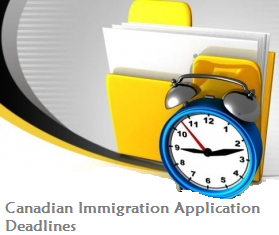 canadian immigration application timelines and getting legal