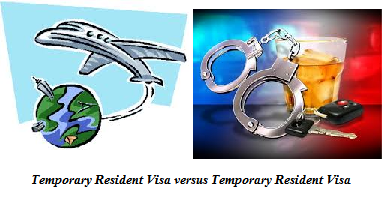 Difference between Temporary Resident Visa and Temporary Resident Permit