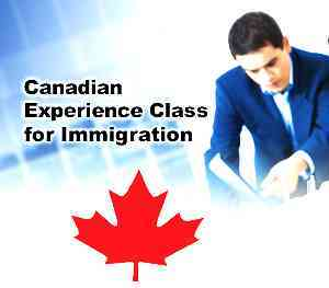 Canadian Experience Class Eligibility