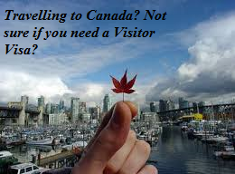 Travelling to Canada as a Visitor