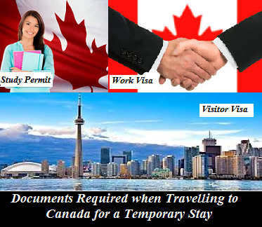 Temporary Travelling Documents for Canada