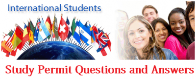 Study Permit Questions and Answers