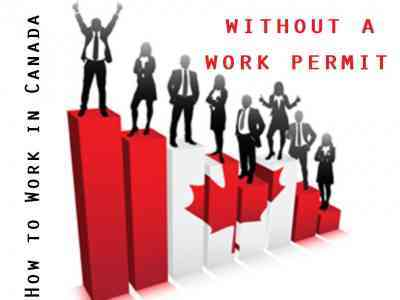 How to Work in Canada Without a Work Permit