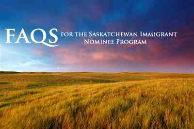 FAQs for the Saskatchewan Immigrant Nominee Program (SINP)