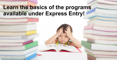 basics-of-the-express-entry-federal-economic-programs