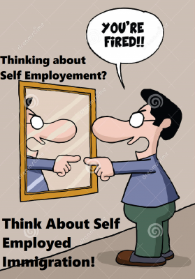 Self-Employed-Immigration-Information
