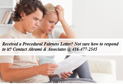 receiving-procedural-fairness-letter