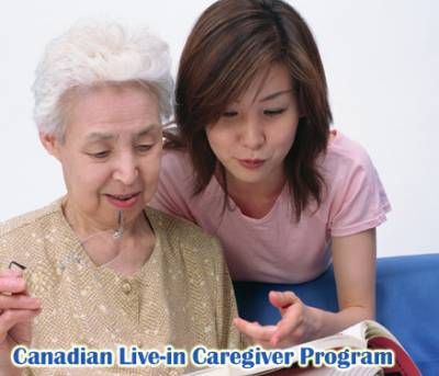 Live In Caregiver Program Requirements