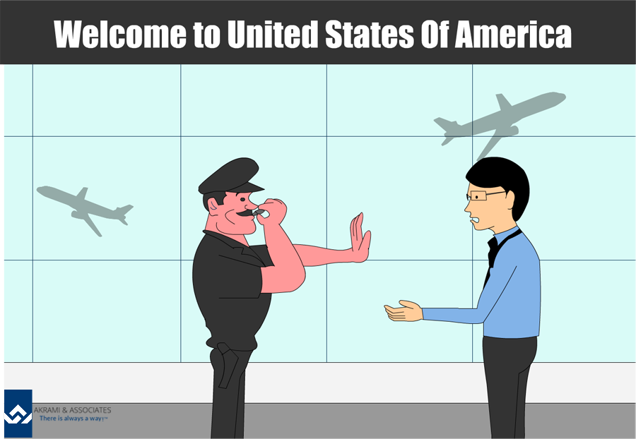 Overstay in the USA